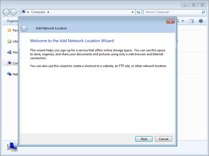 AutoCAD WS Desktop Folder