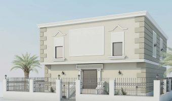 Фасада на къща