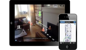 Magic Plan makes the measurement of rooms quickly and easily