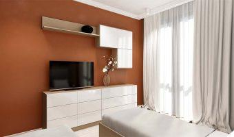 Проект за апартамент №1