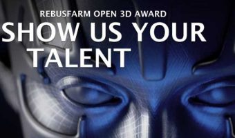 Join the RebusFarm Open 3D Award