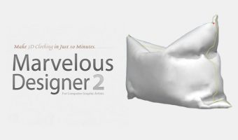 How to model a pillow in Marvelous Designer