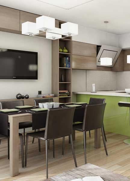 Проект за апартамент №2