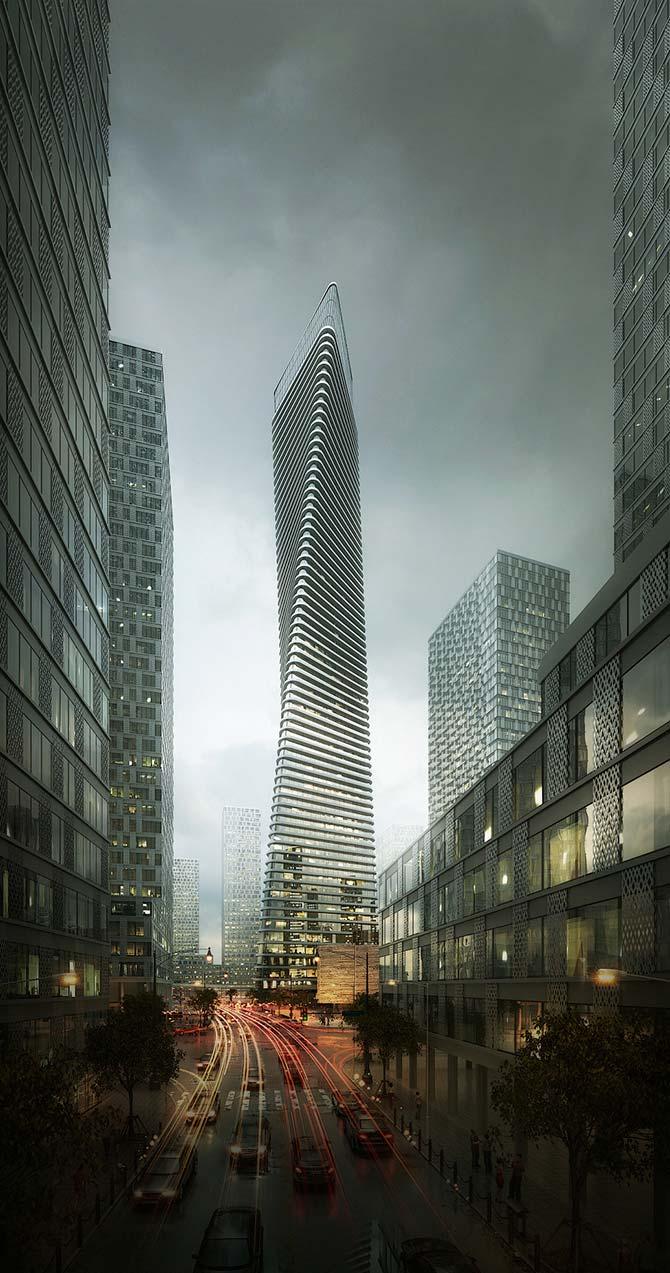Победителите в Architectural 3D Awards 2012