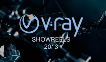 Chaos Group presented V-Ray Showreels 2013