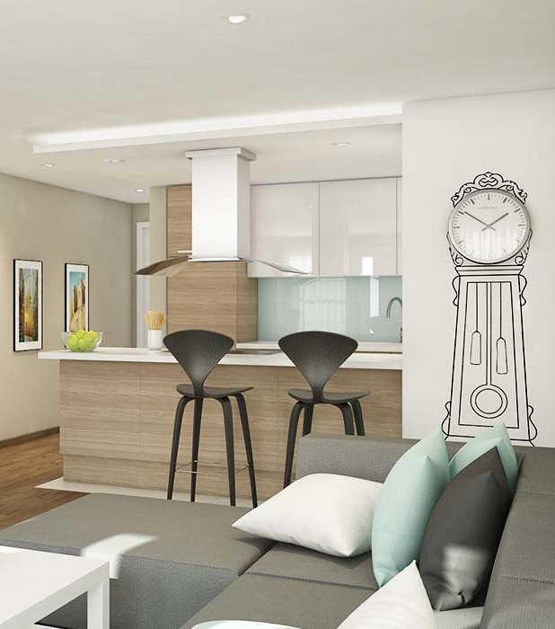 Проект за апартамент №3
