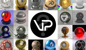 Vizpark are looking for the perfect Shaderball for their 3D materials