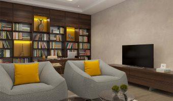 Проект за апартамент №6