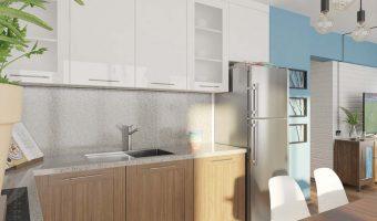 Проект за апартамент №7
