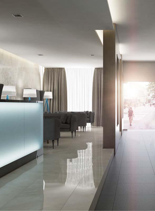 Проект за рецепция на хотел